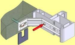Pose des menuiserie fixation des menuiseries en neuf et for Kit fixation fenetre